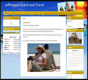 website Jefferson events and travel