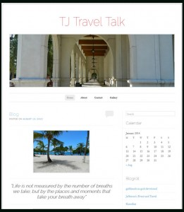website TJ travel talk